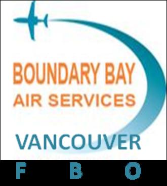 Boundary Bay Airport - Boundary Bay Air Services Logo