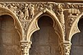Bourges (18) Cathédrale Saint-Étienne - Extérieur - Portail Saint-Ursin - 09.jpg
