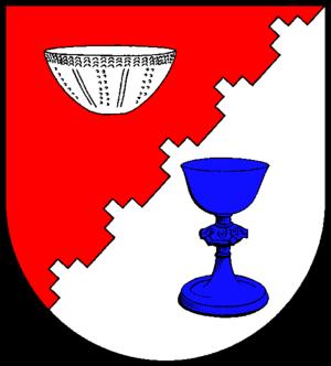 Bovenau - Image: Bovenau Wappen