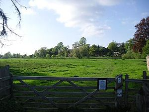 Holt, Wrexham County Borough - Site of 'Bovium' Roman Tileworks for Legionary Chester