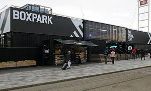 Boxpark - Boxpark Croydon