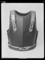 Bröstharnesk, 1600-tal - Livrustkammaren - 62210.tif