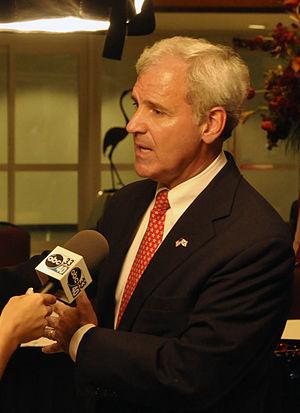 Alabama's 1st congressional district special election, 2013 - Image: Bradley Byrne, TV Interview, ALGOP Forum, June 25 2010