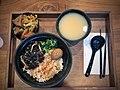 Braised pork knuckle with rice set.jpg