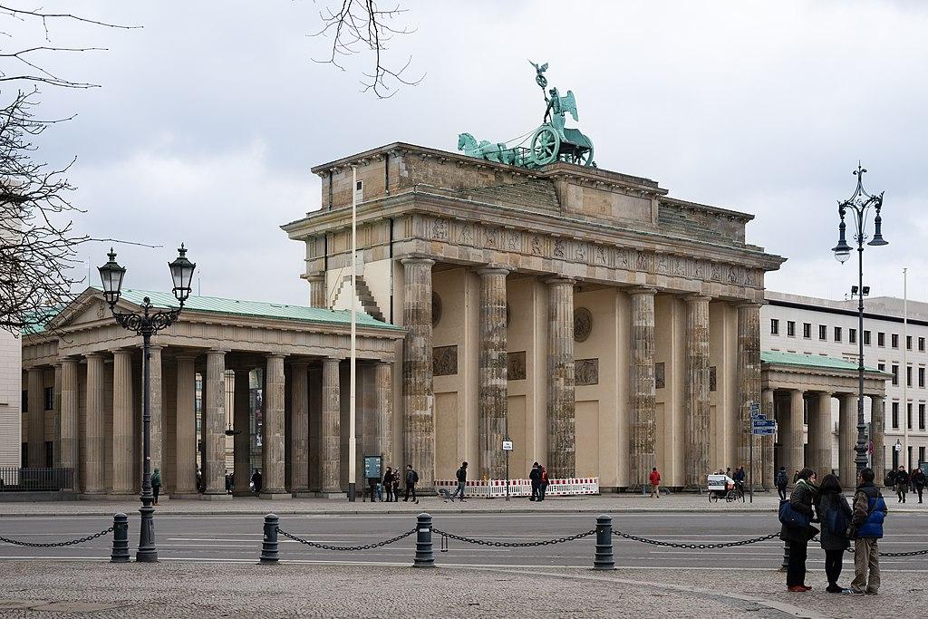 File Brandenburg Gate Brandenburger Tor Berlin