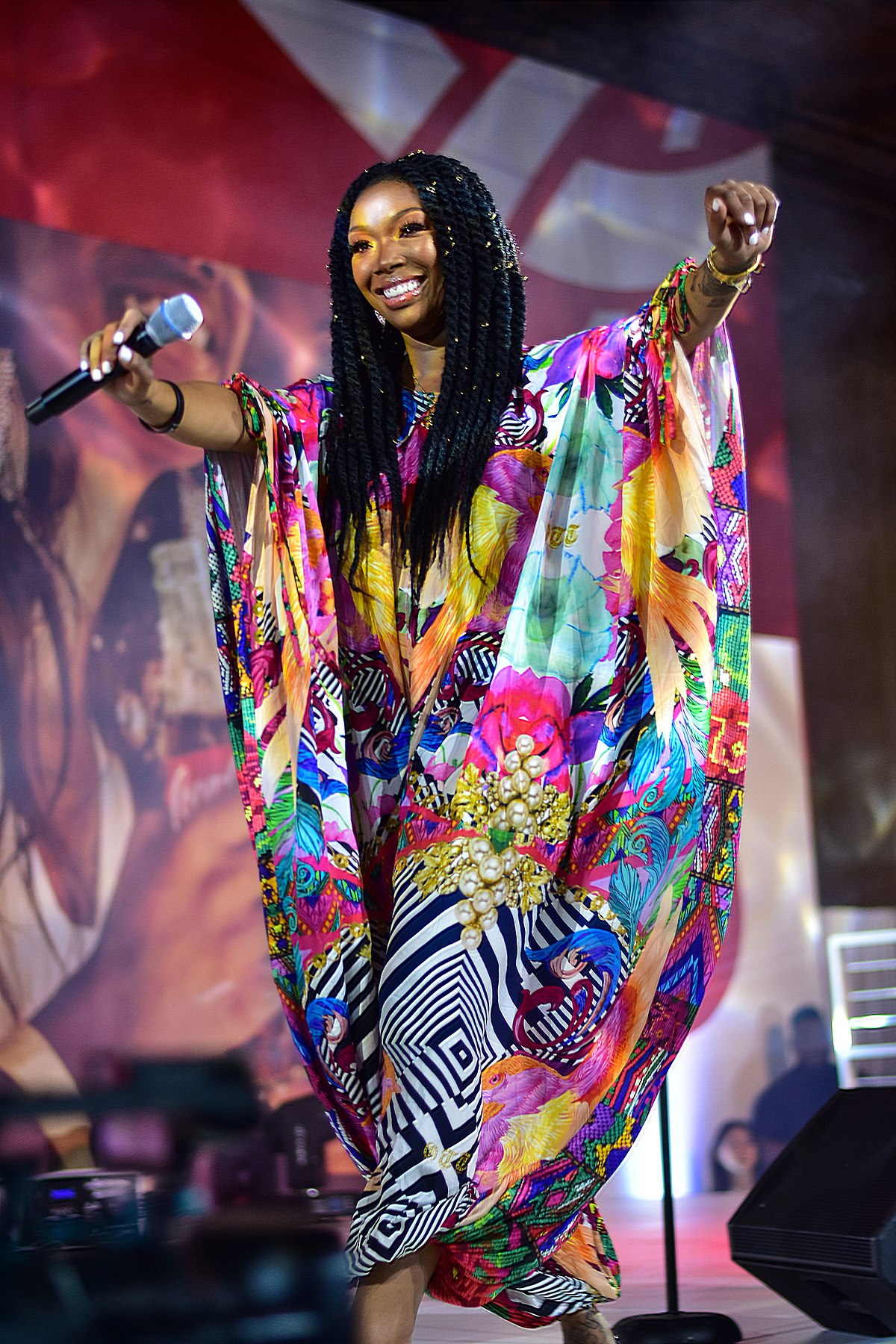 Brandy Norwood - Wikipedia