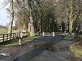 Brawith Hall entrance - geograph.org.uk - 1730632.jpg