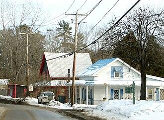 Brébeuf, Quebec - Image: Brebeuf QC