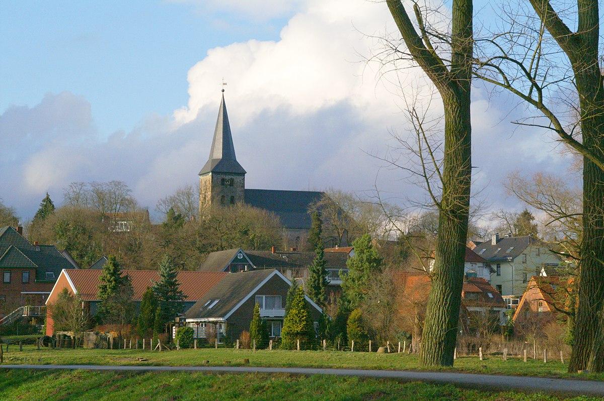 St Martini Kirche (Bremen Lesum) u2013 Wikipedia