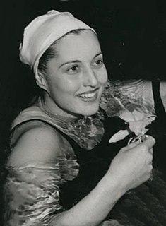 Brenda Helser American swimmer