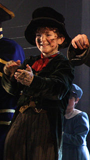 Brenock OConnor British actor