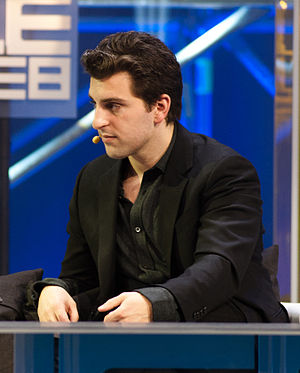 Brian Chesky - Chesky in December 2011