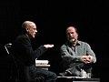 Brian Eno, Danny Hillis by Pete Forsyth 20.jpg