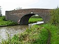 Bridge 14, Ashby de la Zouch Canal - geograph.org.uk - 264695.jpg