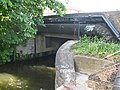 Bridge below Enfield Lock - geograph.org.uk - 1328299.jpg