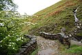 Bridge over Hollow Gill and Groove Gill - geograph.org.uk - 1341052.jpg