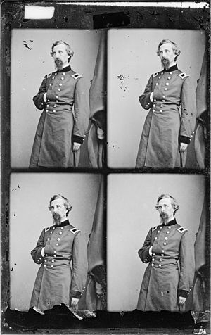 George Foster Shepley (Maine and Louisiana) - General George Shepley