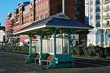 mobilier urbain abri bus