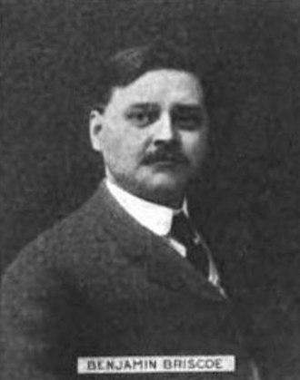 Benjamin Briscoe - Benjamin Briscoe - December 1909