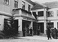 Brno-Blahoslavův dům, vstup (Archiv ČCE).jpg