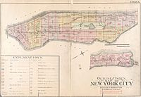 Bromley Manhattan outline and index map publ. 1911.jpg