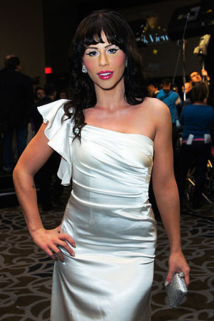 29th AVN Awards - Brooklyn Lee, Best New Starlet winner