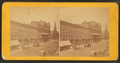 Brooks House and Main Street, Brattleboro, Vt, by D. A. Henry.png