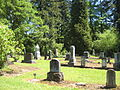 Brookside Cemetery, Dayton, Oregon.JPG