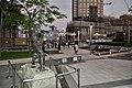 Bruce Lee Statue at Avenue of Stars, HongKong (Ank Kumar) 03.jpg