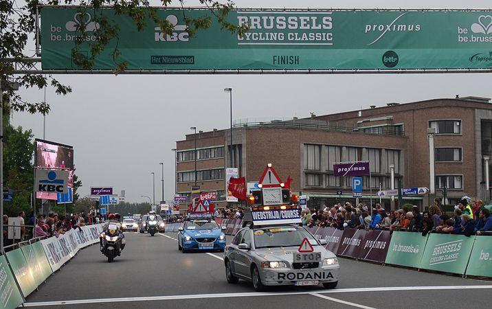 Bruxelles - Brussels Cycling Classic, 6 septembre 2014, arrivée (A11).JPG