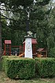 Bučovice-Černčín, Májová, kříž u knihovny (3480).jpg
