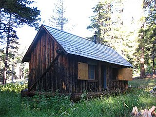 Buck Camp Patrol Cabin United States historic place