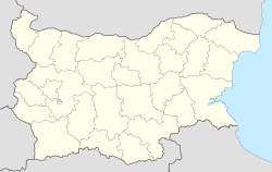 Chirpan is located in Bulgaria