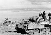 Bundesarchiv Bild 101I-244-2321-34, Ostfront-Süd, Panzer V (Panther)