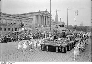 Sängerfest - Sängerfest 1928 in Vienna