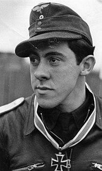 Gerhard Thyben German World War II fighter pilot