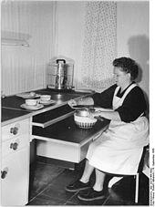 Una casalinga tedesca (1956)