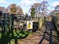 Bungay Sluice and footbridge - geograph.org.uk - 2303185.jpg