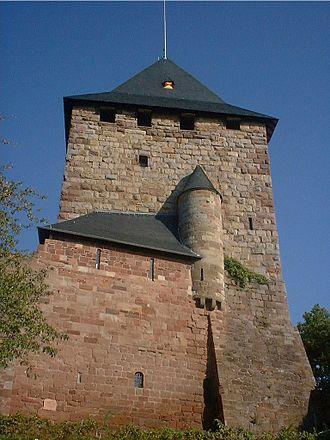Duchy of Jülich - Nideggen Castle