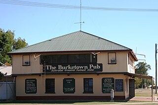 Burketown Town in Queensland, Australia