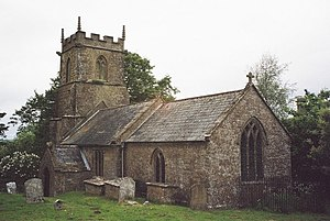 Burstock - Image: Burstock, parish church of St. Andrew geograph.org.uk 447160