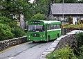 Bus on stone bridge, Betws y Coed - geograph.org.uk - 451140.jpg