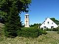 Buszkowo kapliczka przy kościele. - panoramio.jpg
