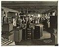 """Butterfield Trunk Co employees in work shop, Seattle, January 13, 1920 """" (MOHAI 10852).jpg"""