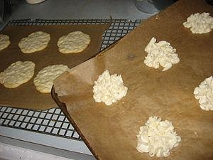 Jumble (cookie) - Image: Buttermilk jumbles