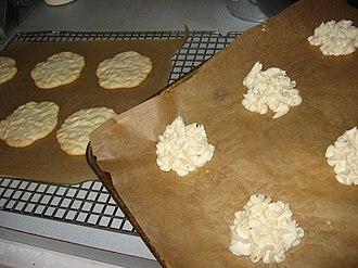 Jumble (cookie) - Buttermilk jumbles