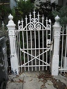 Gate Wiktionary