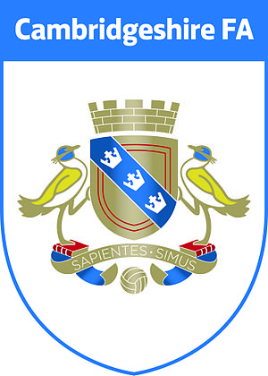 Cambridgeshire County Football Association - Cambridgeshire Football Association logo
