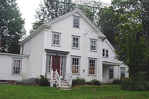 National Register of Historic Places listings in Washington County, Maine - Image: CHARLES BEST HOUSE