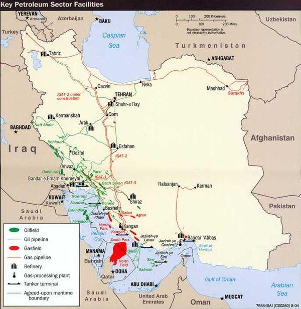 Iran Gas Trunkline Wikiwand